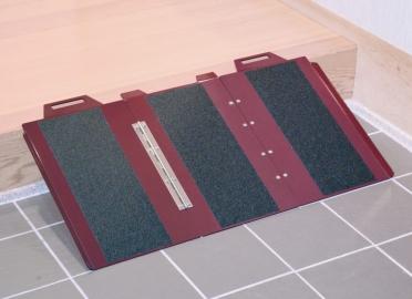 折畳み式 コンパクトアルミスロープ